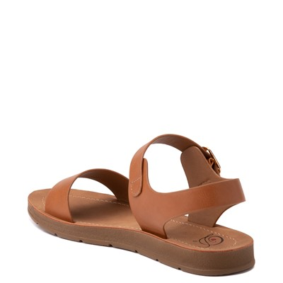 Alternate view of Womens Heart in D Plenty Sandal - Tan
