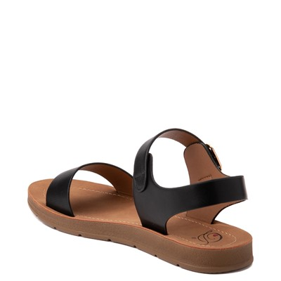 Alternate view of Womens Heart in D Plenty Sandal - Black