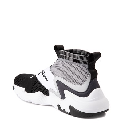 Alternate view of Mens Champion Hyper C X Athletic Shoe - Concrete / Black / Stealth