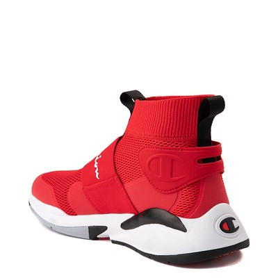 Alternate view of Mens Champion XG Pro Athletic Shoe - Scarlet