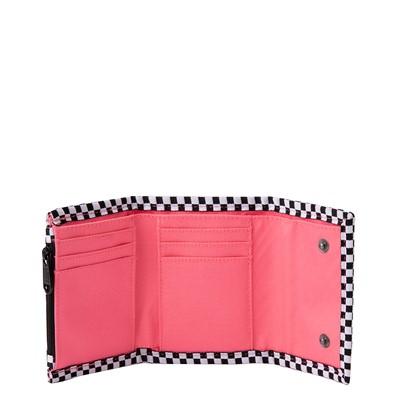 Alternate view of Vans Cashflow Tri-Fold Wallet - Pink Lemonade