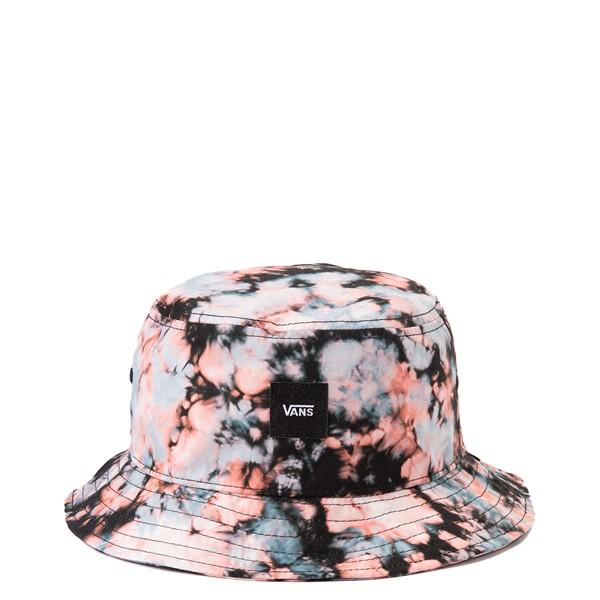 Main view of Vans Undertone Bucket Hat - Pink / Blue Wash