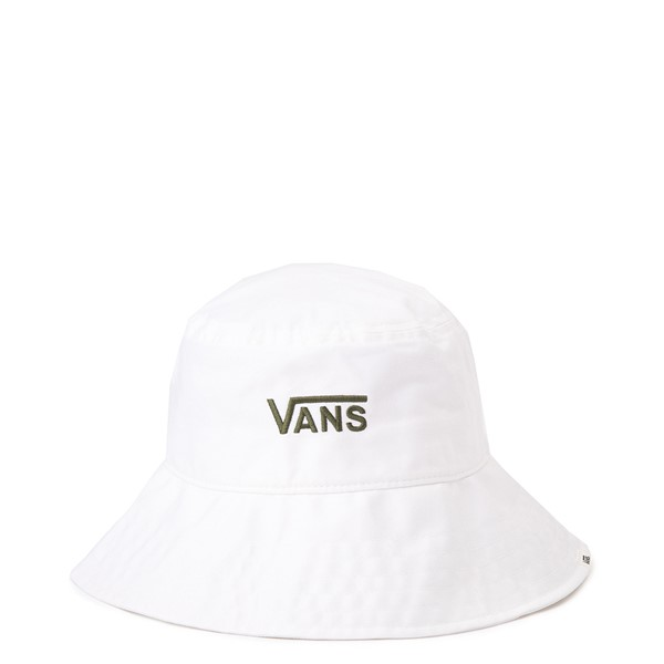 Main view of Vans Level Up Bucket Hat - Marshmallow