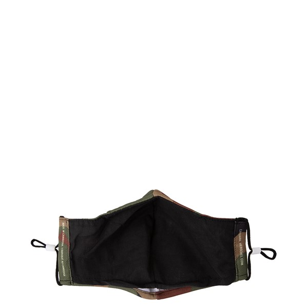 alternate image alternate view Herschel Supply Co. Classic Fitted Face Mask - CamoALT2