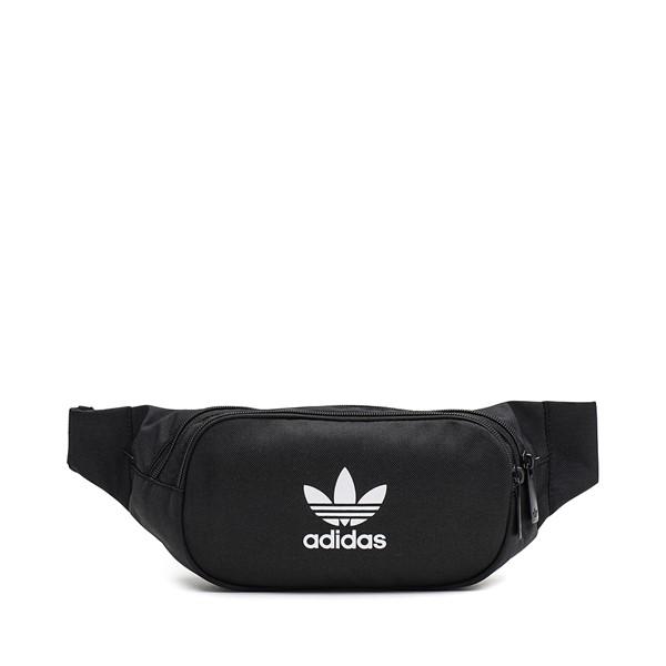 Main view of adidas Adicolor Waist Pack - Black