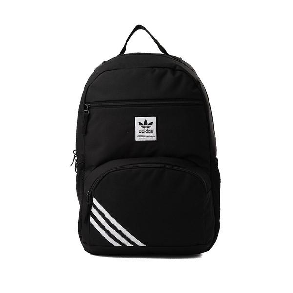 Main view of adidas National 2 Backpack - Black