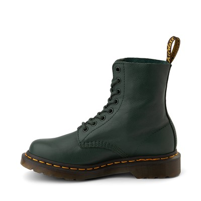Alternate view of Womens Dr. Martens 1460 Pascal Boot - Pine Green