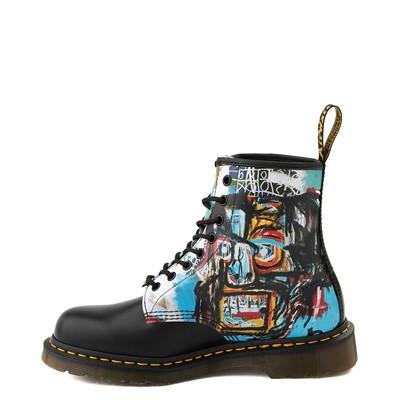 Alternate view of Dr. Martens x Basquiat 1460 8-Eye Boot - Black / Multicolor