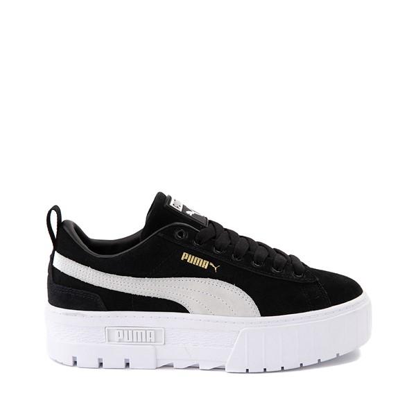 Main view of Womens Puma Mayze Platform Athletic Shoe - Black