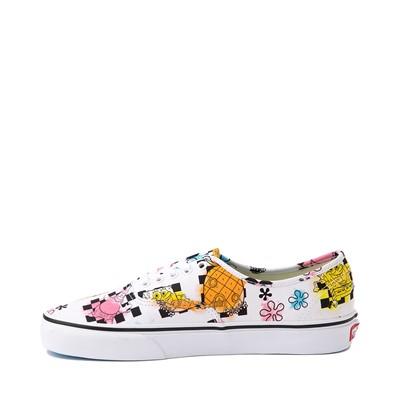 Alternate view of Vans x SpongeBob SquarePants™ Authentic Airbrush Skate Shoe - White