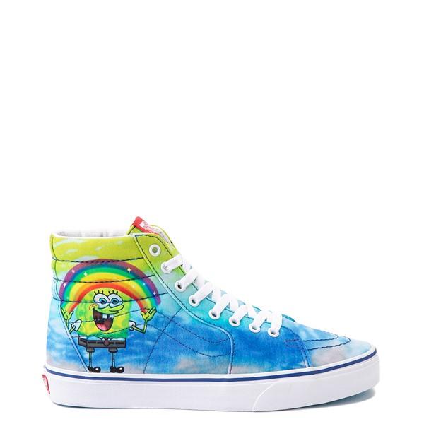 Main view of Vans x SpongeBob SquarePants™ Sk8 Hi Imaginaaation Skate Shoe - Multicolor