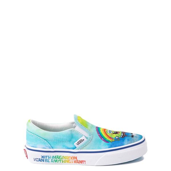 Main view of Vans x SpongeBob SquarePants™ Slip On Imaginaaation Skate Shoe - Little Kid - Multicolor