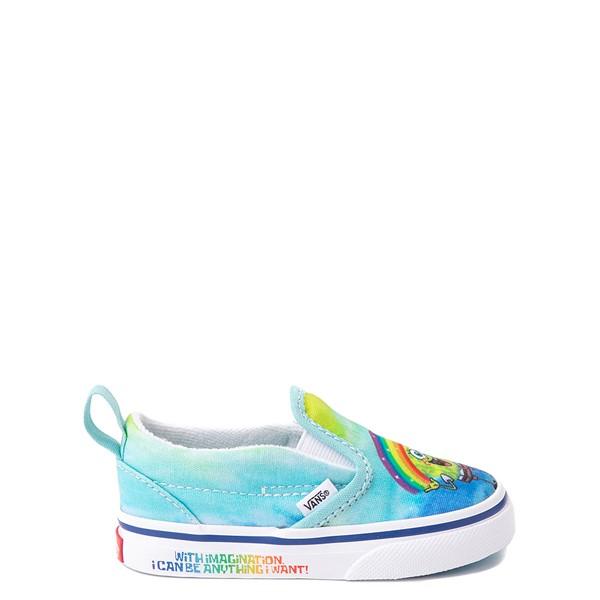 Main view of Vans x SpongeBob SquarePants™ Slip On V Imaginaaation Skate Shoe - Baby / Toddler - Multicolor