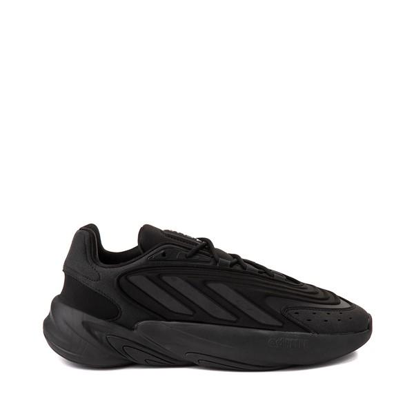 Main view of Mens adidas Ozelia Athletic Shoe - Black / Carbon