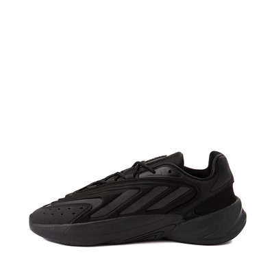 Alternate view of Mens adidas Ozelia Athletic Shoe - Black / Carbon