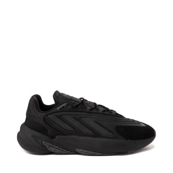 Main view of Womens adidas Ozelia Athletic Shoe - Black / Carbon