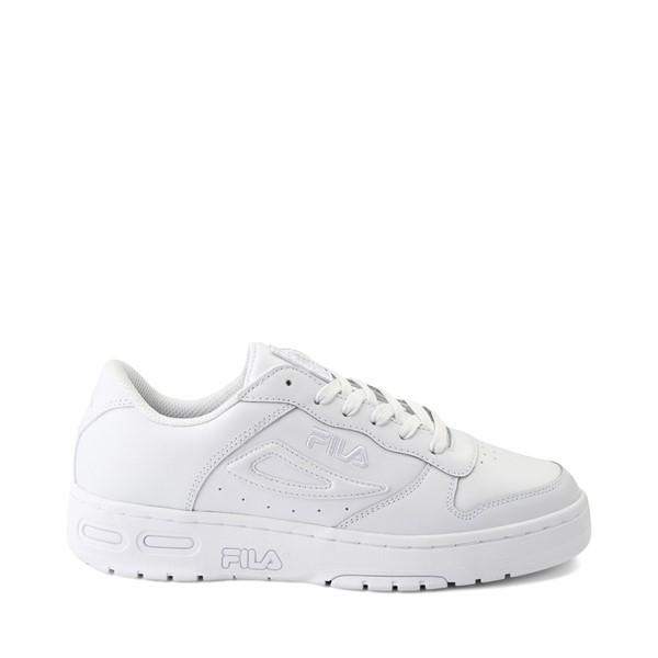 Main view of Womens Fila LNX 100 Athletic Shoe - White Monochrome