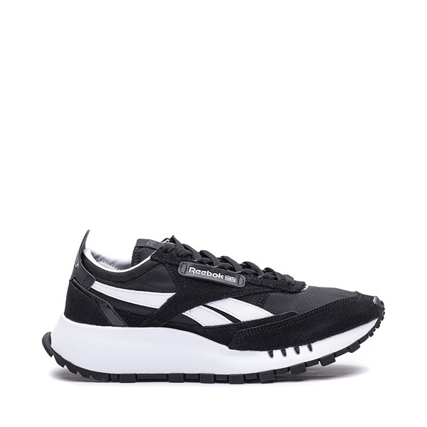 Main view of Mens Reebok Classic Legacy Athletic Shoe - Black / White / Red