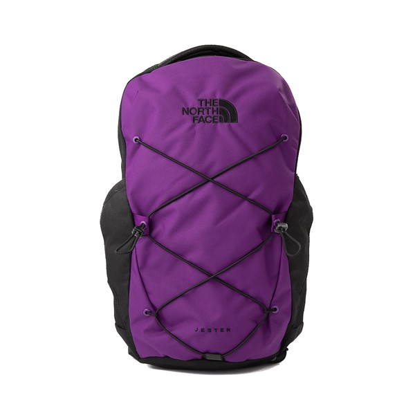 Main view of The North Face Jester Backpack - Gravity Purple