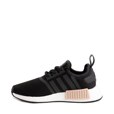 Alternate view of Womens adidas NMD R1 Athletic Shoe - Black / Tan / White