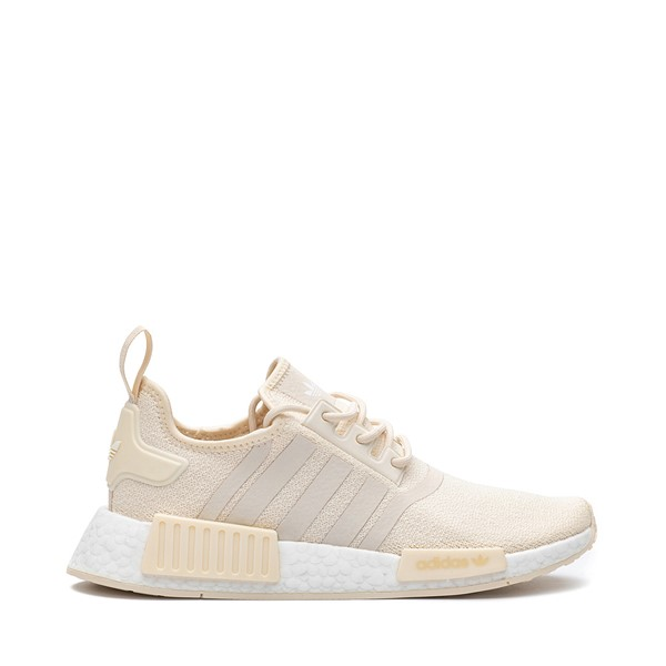 Main view of Womens adidas NMD R1 Athletic Shoe - Tan Fade