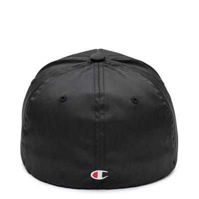 Alternate view of Champion Script Flexfit Hat - Black