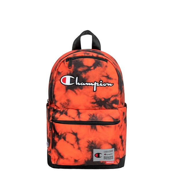 Main view of Champion Supercize 2.0 Backpack - Orange Tie Dye