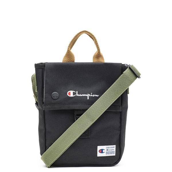 Main view of Champion Lifeline Crossbody Bag - Black