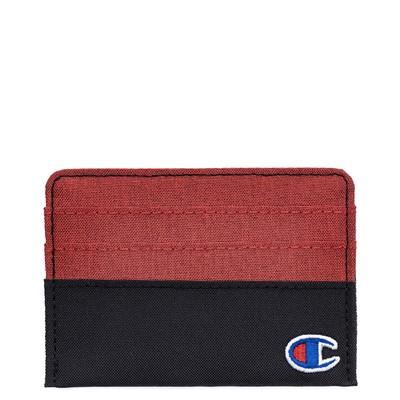 Alternate view of Champion Camp Card Wallet - Black / Red