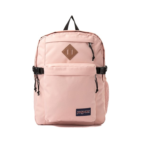 Main view of JanSport Main Campus Backpack - Misty Rose
