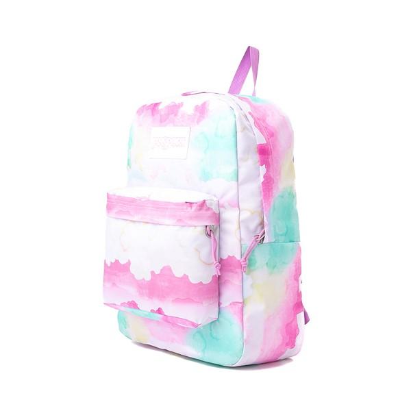 alternate view JanSport Superbreak Plus Backpack - Pastel SkyALT4
