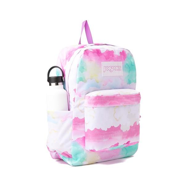 alternate view JanSport Superbreak Plus Backpack - Pastel SkyALT4B