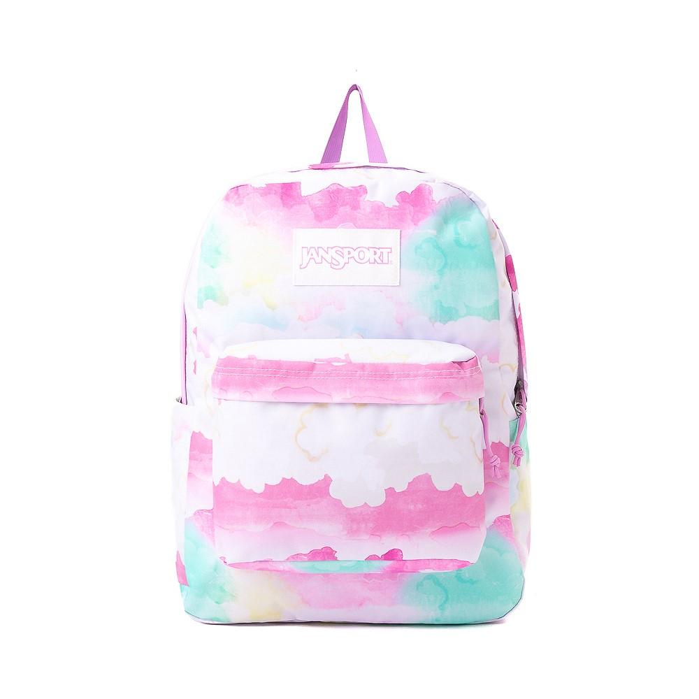 JanSport Superbreak Plus Backpack - Pastel Sky