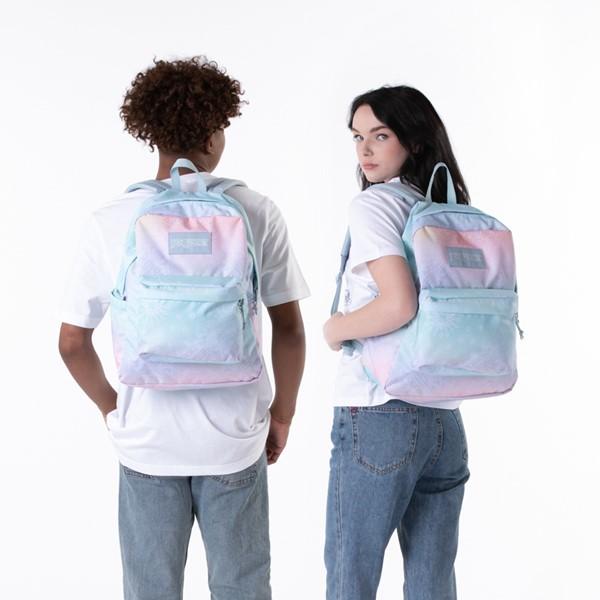 alternate view JanSport Superbreak Plus Backpack - Cowboy KerchiefALT1BADULT