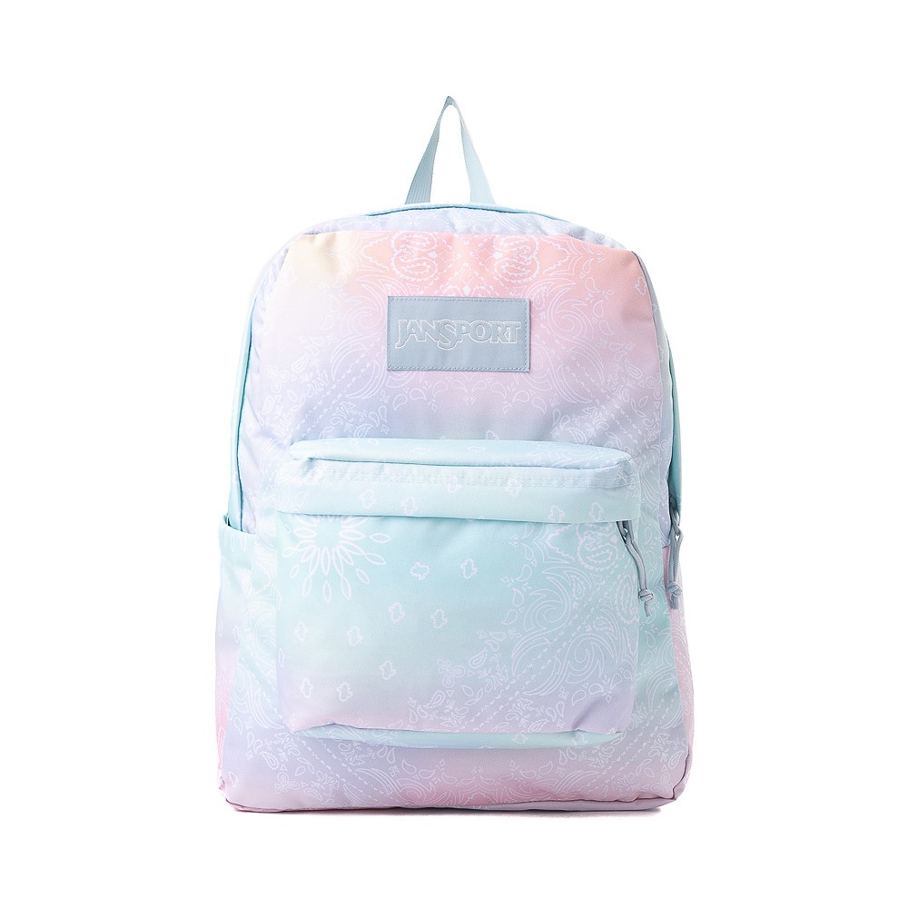 JanSport Superbreak Plus Backpack - Cowboy Kerchief