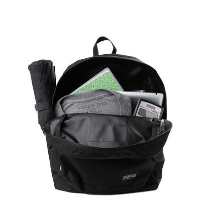 Alternate view of JanSport Superbreak Recycle Backpack - Black