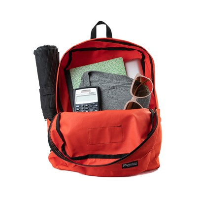 Alternate view of JanSport Superbreak Recycle Backpack - Red