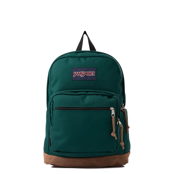 Main view of JanSport Right Pack Backpack - Deep Juniper
