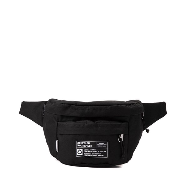 Main view of JanSport Recycled Waistpack - Black
