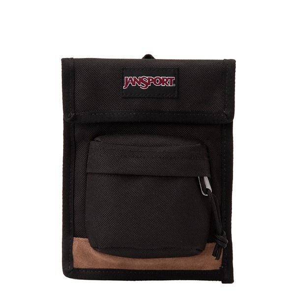 Main view of JanSport Essential Carry Lanyard Pack - Black