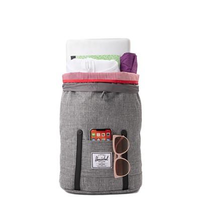Alternate view of Herschel Supply Co. Retreat Backpack - Grey Crosshatch / Black