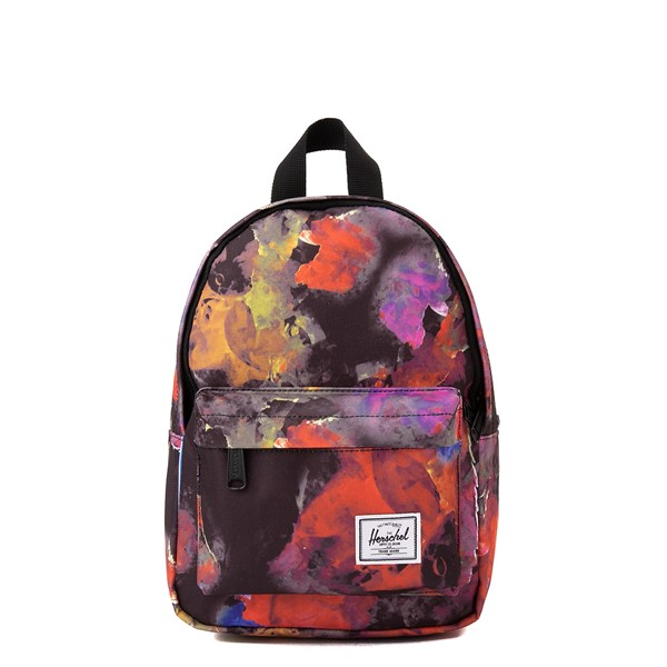 Main view of Herschel Supply Co. Classic Mini Backpack - Watercolor Floral