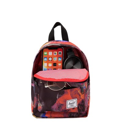 Alternate view of Herschel Supply Co. Classic Mini Backpack - Watercolor Floral