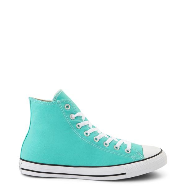 Main view of Converse Chuck Taylor All Star Hi Sneaker - Electric Aqua