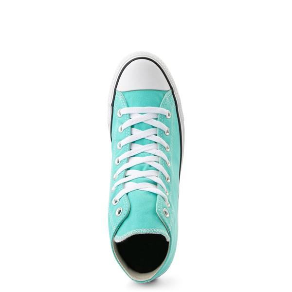 alternate view Converse Chuck Taylor All Star Hi Sneaker - Electric AquaALT2