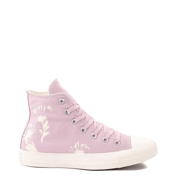 Womens Converse Chuck Taylor All Star Hi Floral Fusion Sneaker - Himalayan Salt