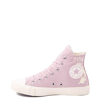 Alternate view of Womens Converse Chuck Taylor All Star Hi Floral Fusion Sneaker - Himalayan Salt