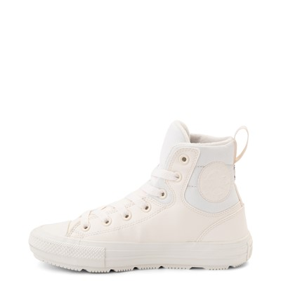 Alternate view of Converse Cold Fusion Chuck Taylor All Star Berkshire Hi Boot - Egret