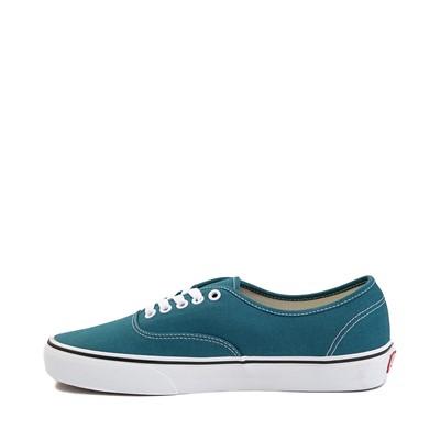Alternate view of Vans Authentic Skate Shoe - Blue Coral