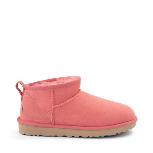 Main view of Womens UGG® Classic Ultra Mini Boot - Pink Blossom